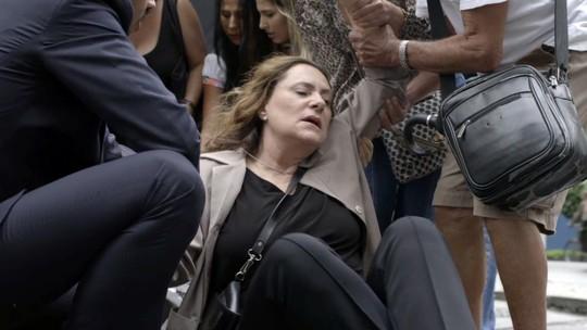 Teaser: Arlete acredita que foi atropelada a mando de Athaíde