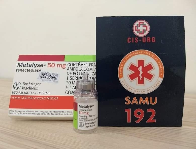Remédio especial para infarto foi usado quase 50 vezes em 2019 durante atendimentos no Centro-Oeste de MG