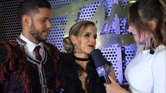 Mariana Ferrão chora após ser eliminada do 'Dança dos Famosos': 'Foi um presente gigantesco na minha vida'