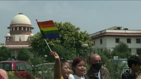 Suprema Corte da Índia decide descriminalizar a homossexualidade no país