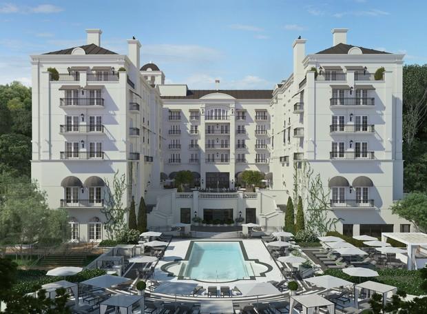 hotel-tangara (Foto: Palácio Tangará)