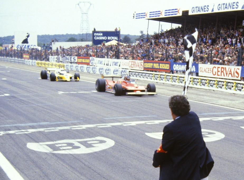 Villeneuve x Arnoux: há 40 anos, Fórmula 1 teve sua maior disputa, na pista de Dijon-Prenois