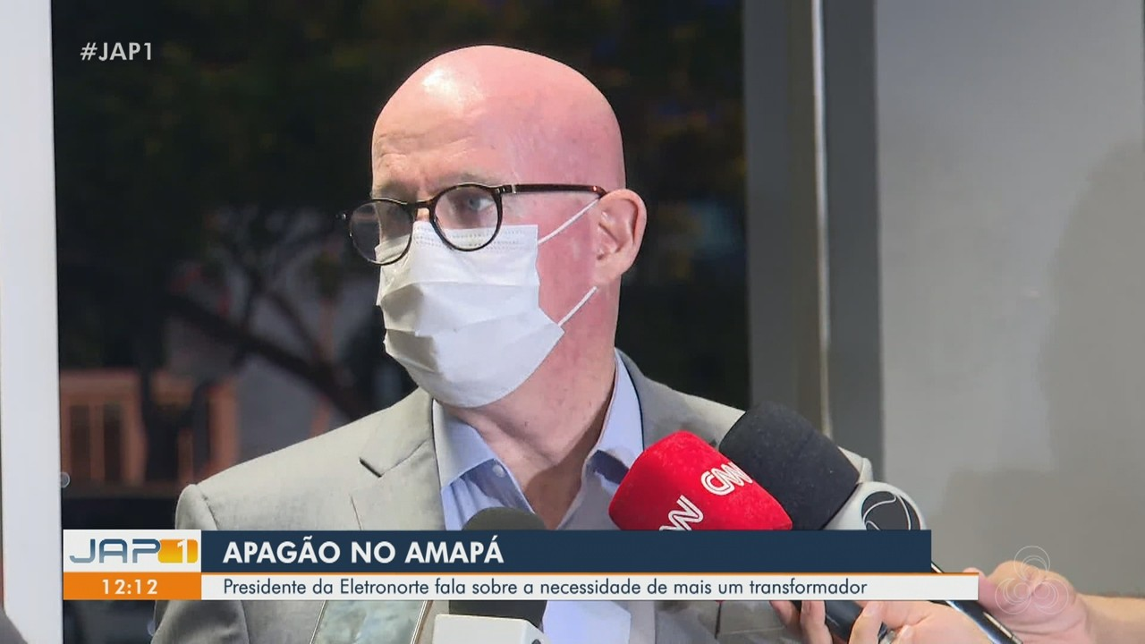 Presidente da Eletronorte fala sobre soluções para o Apagão no Amapá