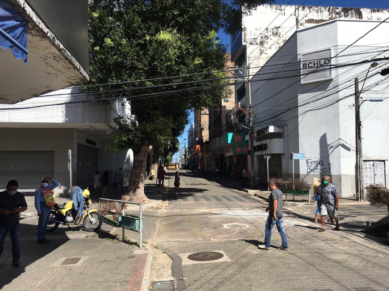Saiba o que funciona neste sábado (4) e domingo (5) no Piauí após decretos com medidas mais rígidas de isolamento social
