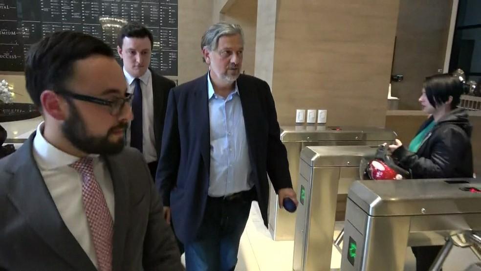 O ex-ministro da Fazenda Antonio Palocci — Foto: Reprodução/TV Globo