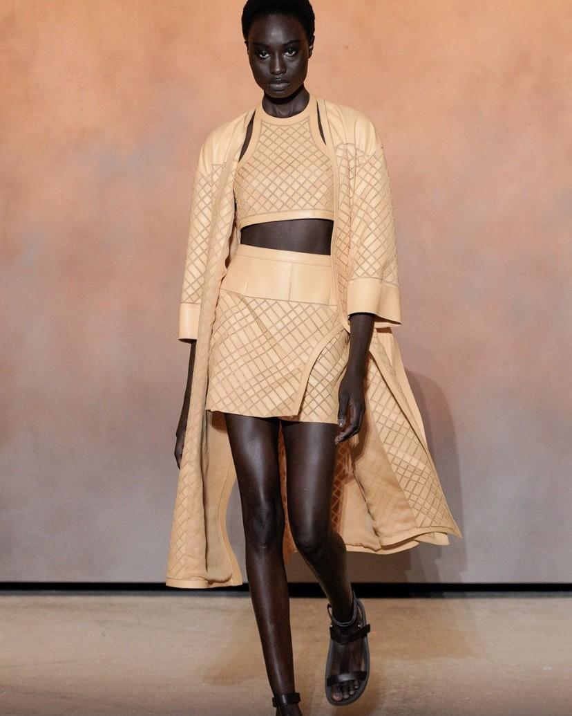 Minissaia em Paris: Hermès (Foto: Divulgação )