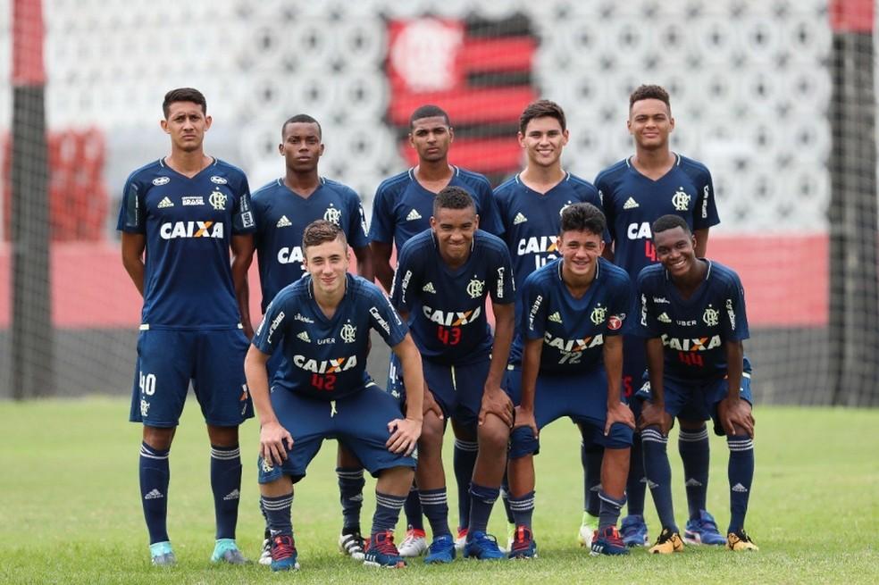 d3c162c126 ... Nove dos dez contratados para reforçar a base do Flamengo — Foto   Flamengo
