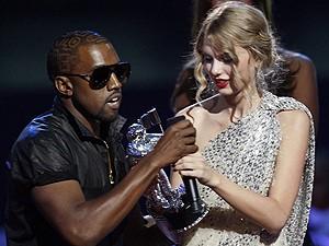 10 anos após polêmica com Kanye West e Taylor Swift no VMA, bastidores são revelados por revista  - Notícias - Plantão Diário