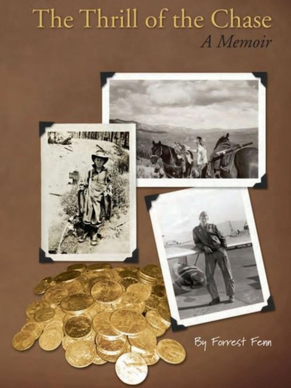 O livro de Fenn é um sucesso de vendas no oeste dos Estados Unidos (Foto: Divulgação via BBC)