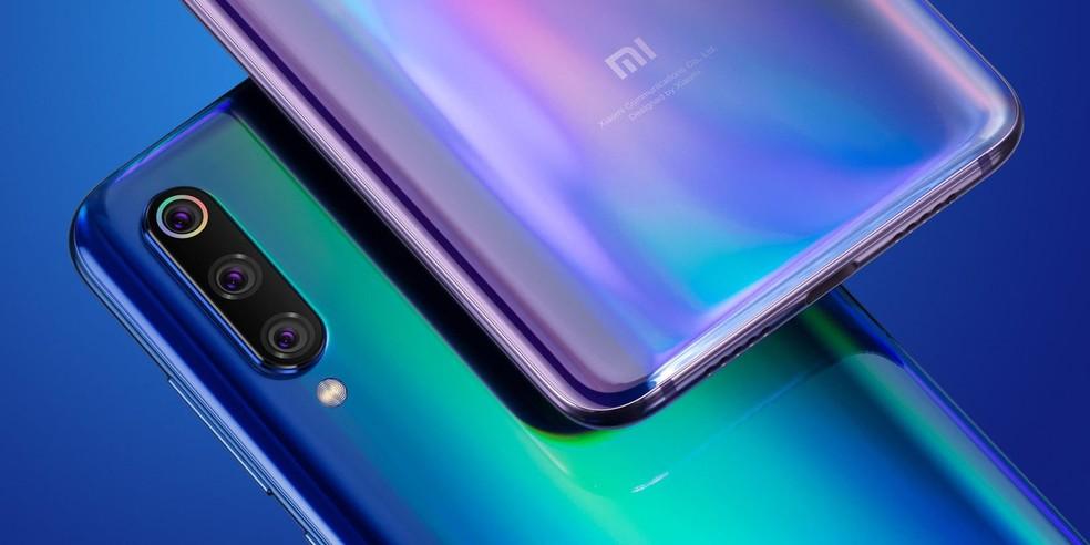 Mi 9 é  lançamento da Xiaomi — Foto: Divulgação/ Xiaomi