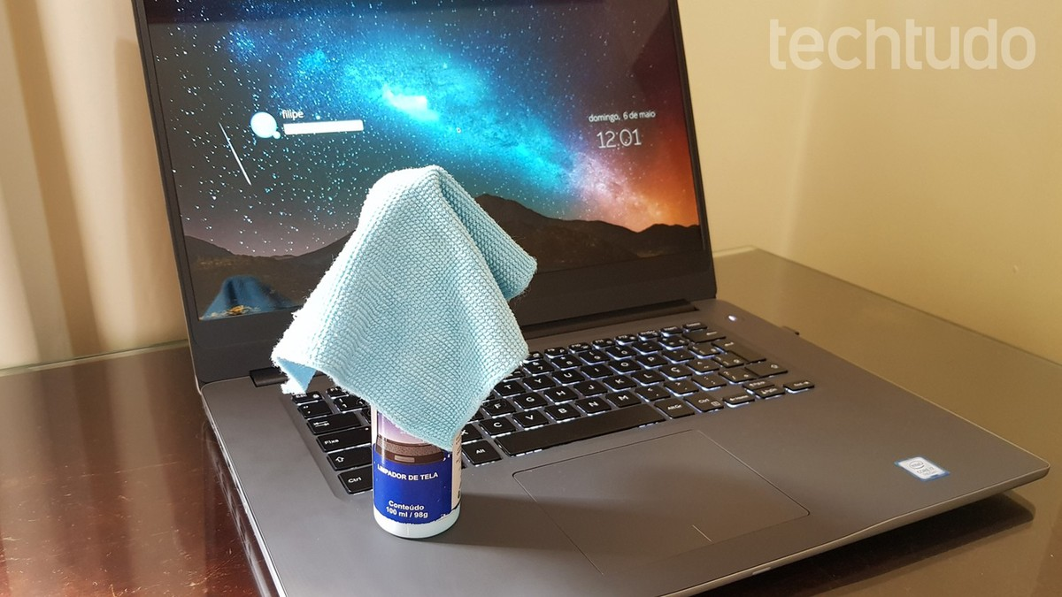 Como limpar seu notebook por fora e por dentro   Notebooks   TechTudo 5a894eb607