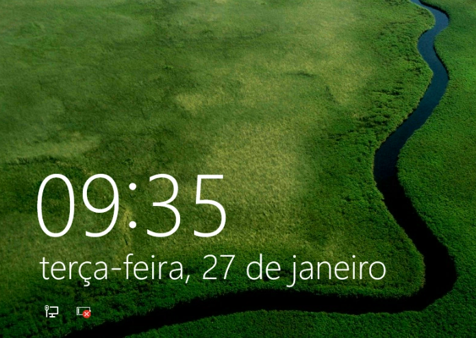 Login-Windows-10 (Foto: Reprodu??o/Edivaldo Brito)