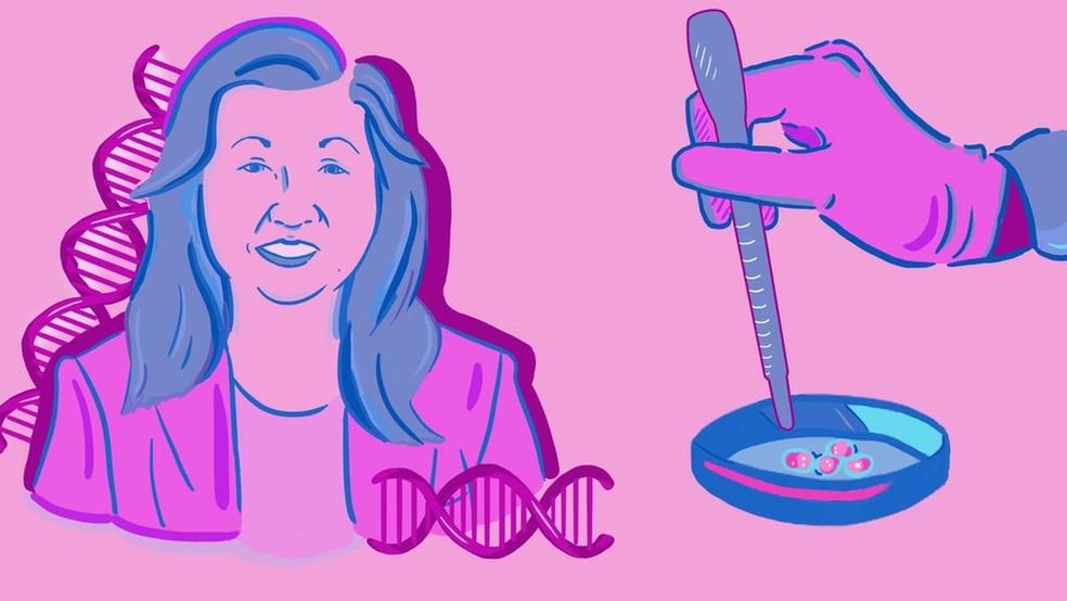O trabalho científico de Ann Tsukamoto já levou a grandes avanços na medicina  (Foto: Hannah Eachus)