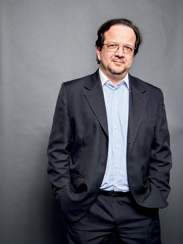 José Palazzi, diretor de IoT na Qualcomm (Foto:  Arthur Nobre)