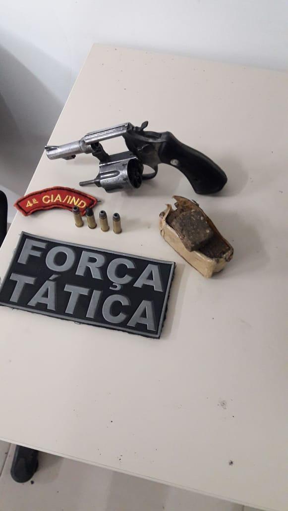 Suspeito de tráfico de drogas é preso em Viçosa, Alagoas - Noticias