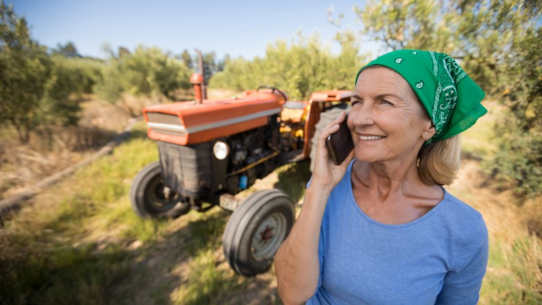 mulheres-do-agro (Foto: Getty Images)