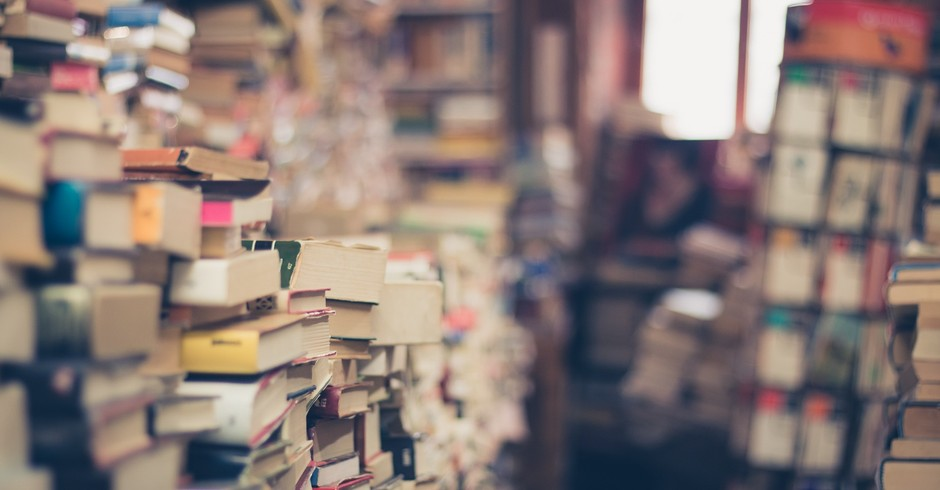 Livraria; livros (Foto: Pexels)