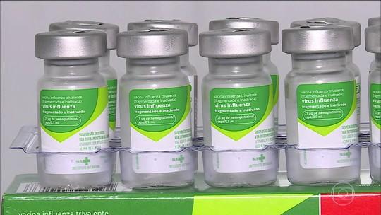 Campanha de vacinação contra a gripe começa nesta segunda-feira em todo o país