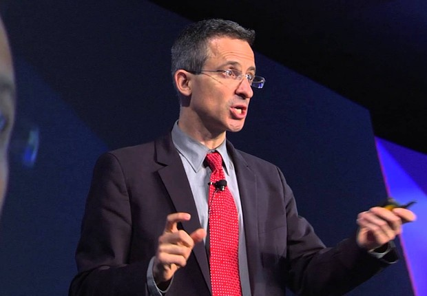 Tal Ben-Shahar, que inaugurou o curso de Psicologia Positiva em Harvard, diz ter  a receita para a felicidade (Foto: Reprodução/YouTube)