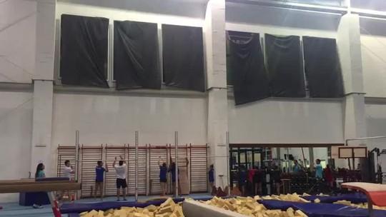 CT no Rio ganha painéis para homenagear medalhistas olímpicos e mundiais