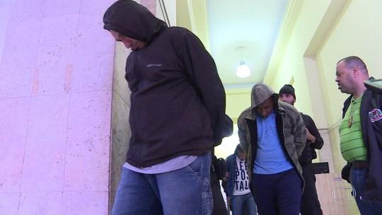 Polícia prende 63 pessoas em operação contra crime organização