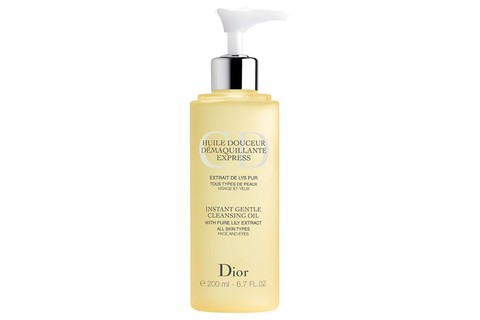 Instant Gentle Cleansing Oil, Dior (R$ 215)