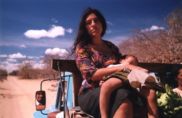Regina interpretou a personagem Darlene no longa 'Eu tu eles', de Andrucha Waddington, em 1999 (Foto: Divulgação)