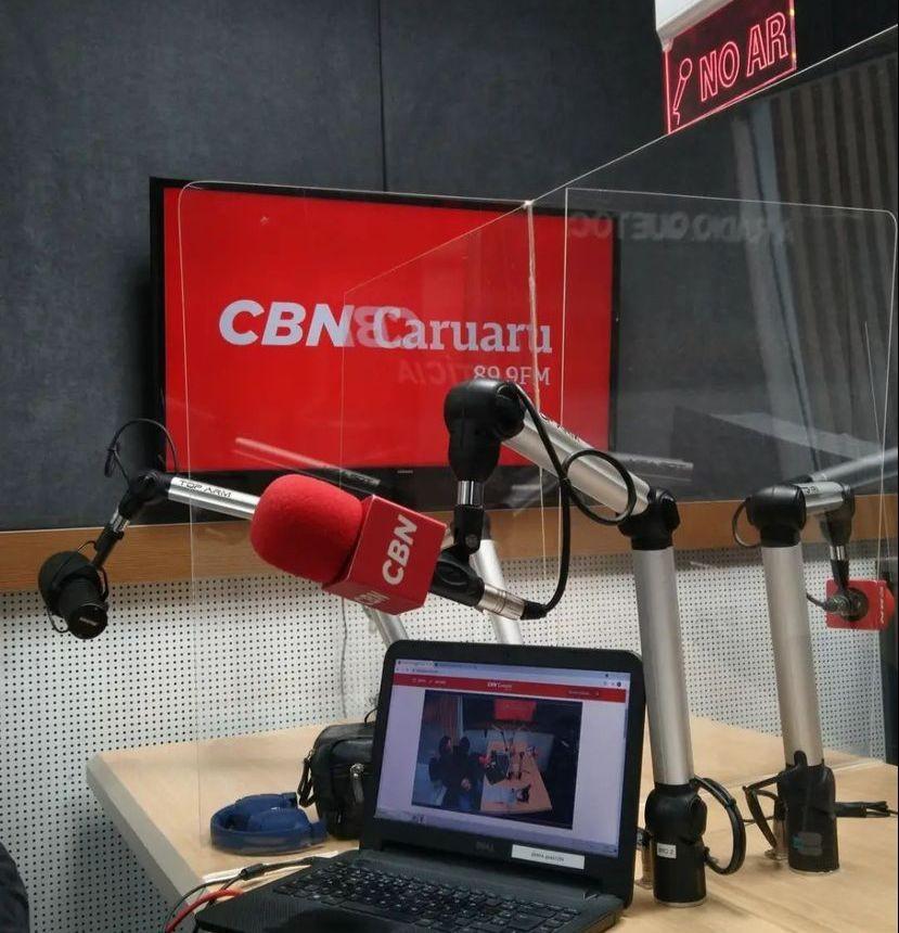 Rádio CBN Caruaru celebra três anos de atuação em cidades do Agreste de Pernambuco
