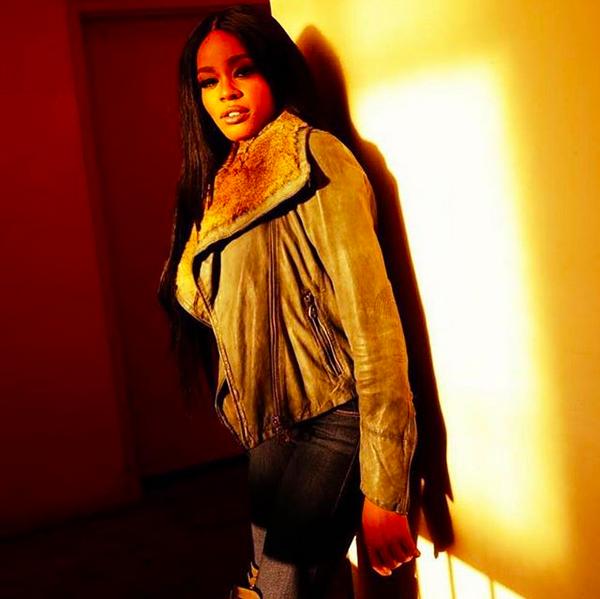 A cantora Azealia Banks (Foto: Instagram)