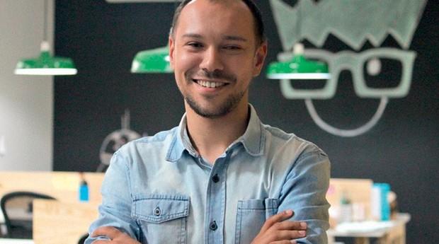 César Martins, cofundador da MakePi: equipamento será lançado em primeiro lugar nos Estados Unidos (Foto: Divulgação)