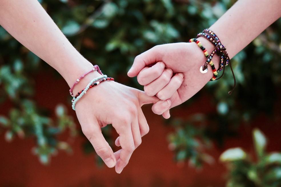 Abra-se para novas amizades — Foto: Pexels