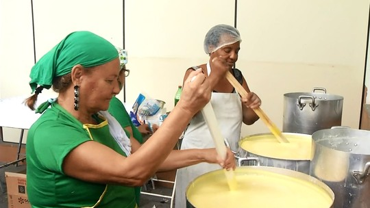 Programa esteve no Festival do Milho, em Três Rios