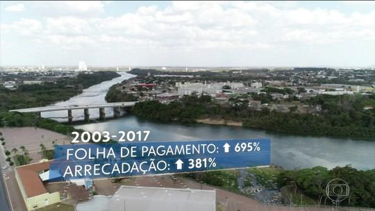 Governador de Mato Grosso decreta calamidade financeira no estado