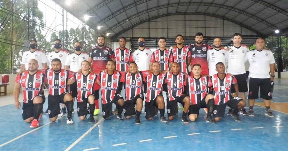 São José - Amapá - Futsal — Foto: Divulgação/SERSJ