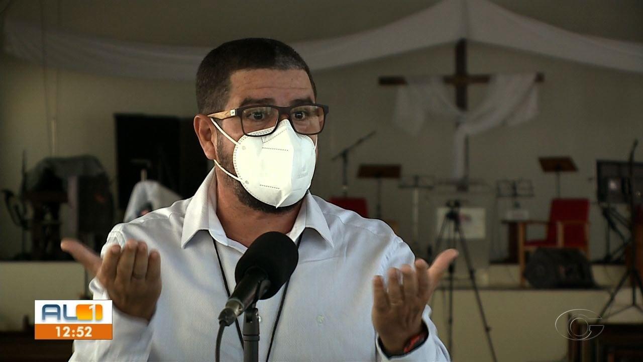 Pastor Wellington explica decisão de manter igreja em Maceió fechada na pandemia