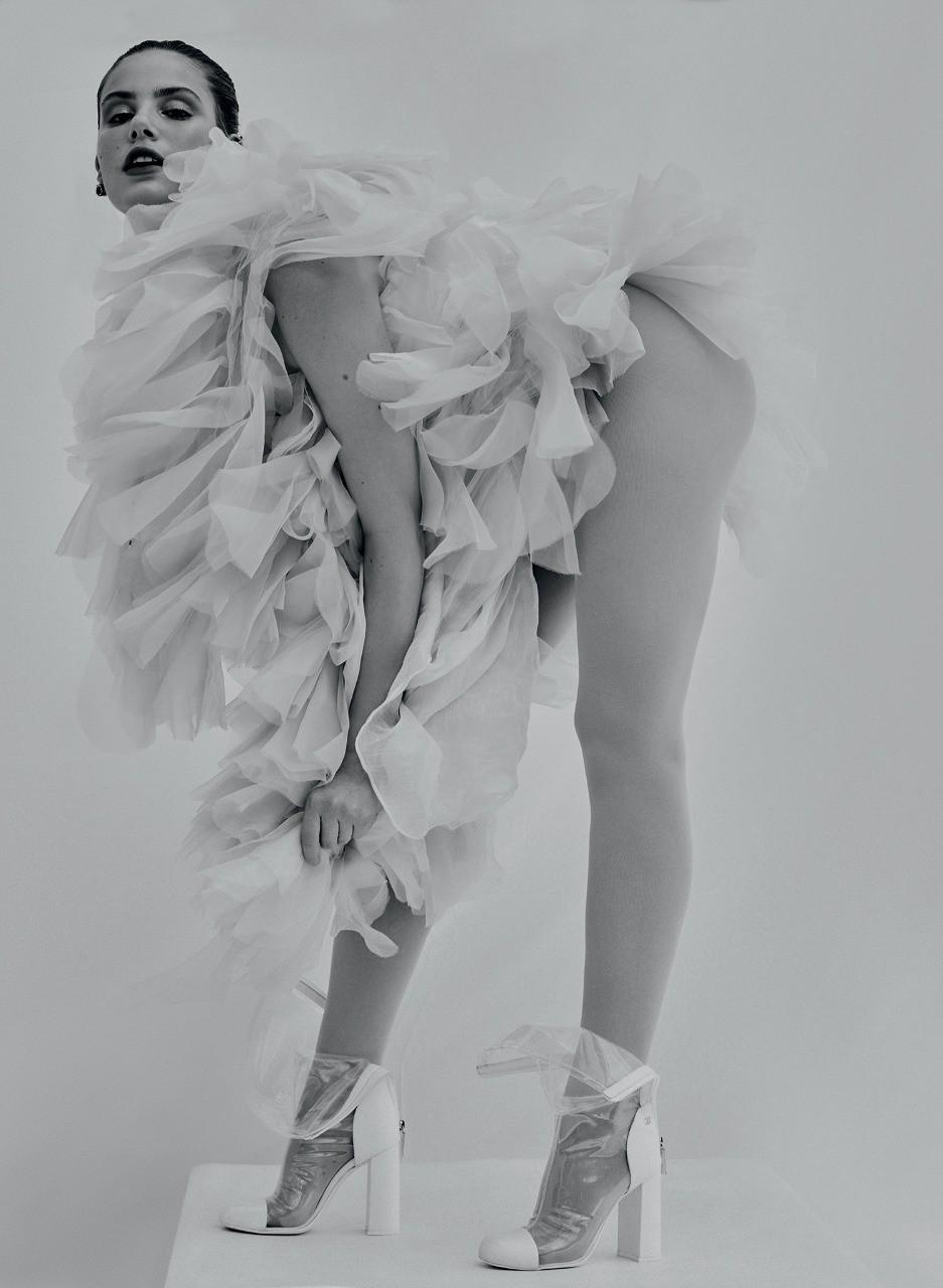 Camila Queiroz para a Vogue Noiva (Foto: Rafael Pavarotti/ Arquivo Vogue)