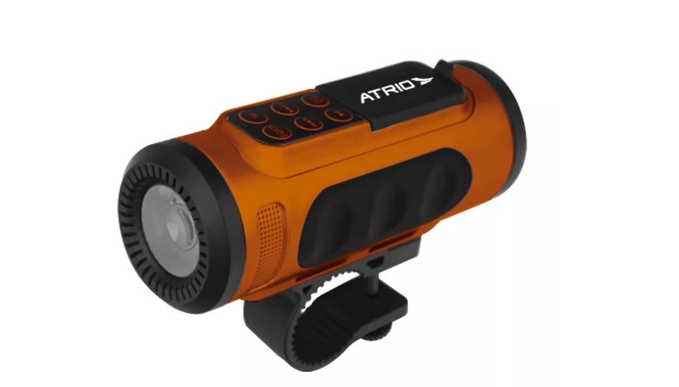 Atrio BI085 também funciona como lanterna (Foto: Divulgação/Multilaser)