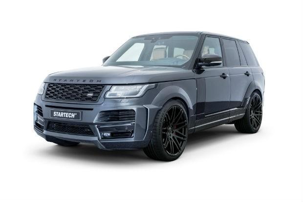 Range Rover Vogue Startech (Foto: Divulgação)