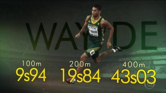 Sul-africano vence os 400m e vira postulante a assumir espaço deixado por Bolt