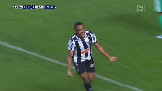 Melhores momentos de Atlético-MG 2 x 1 La Equidad, pela Copa Sul-Americana