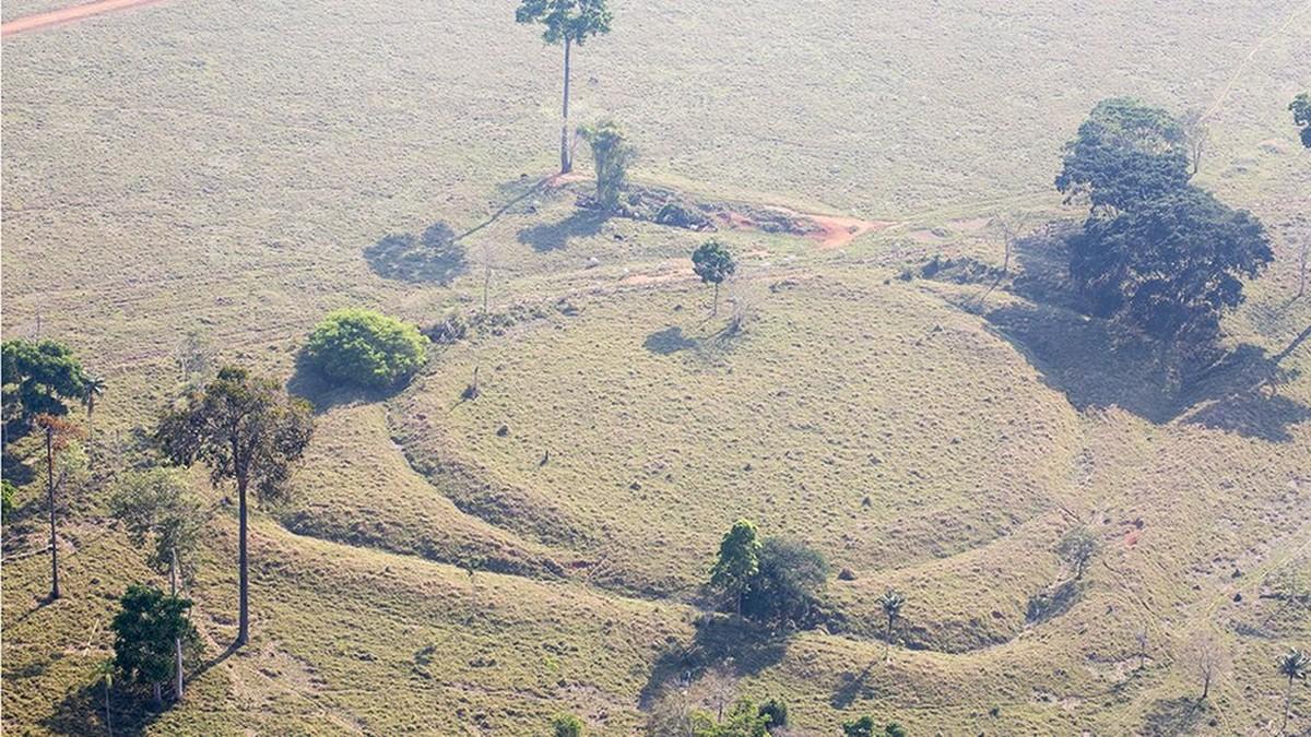 O misterioso geoglifo de 2 mil anos que deve se tornar patrimônio brasileiro