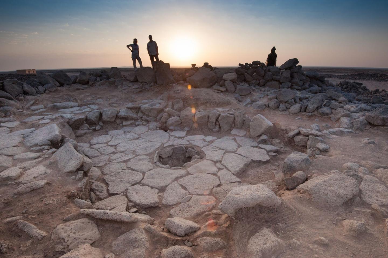 Arqueólogos descobrem cervejaria mais antiga do mundo  (Foto: Alexis Pantos)