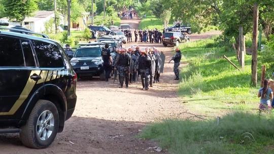 PF cumpre mais de 50 mandados em operação contra crimes motivados por disputa de terra indígena no RS