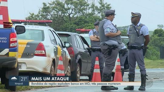 Produtor rural é feito refém por suspeitos de ataque a bancos em MG e abandonado em Bebedouro