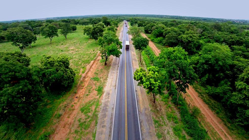 Movimento Pró-logística avaliar que as rodovias federais evoluíram bastante nos últimos anos — Foto: Rota do Oeste/Divulgação