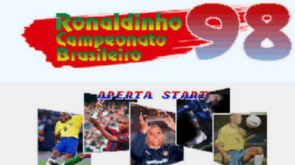 Curiosidades de International Superstar Soccer: no Brasil, as versões paralelas modificadas do Campenato Brasileiro foram febre — Foto: Reprodução / Thomas Schulze