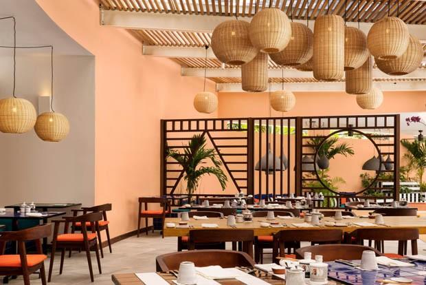 Hotel das Ilhas Maurícias recebe projeto arquitetônico ousado (Foto: Tekla Evelina Severin)