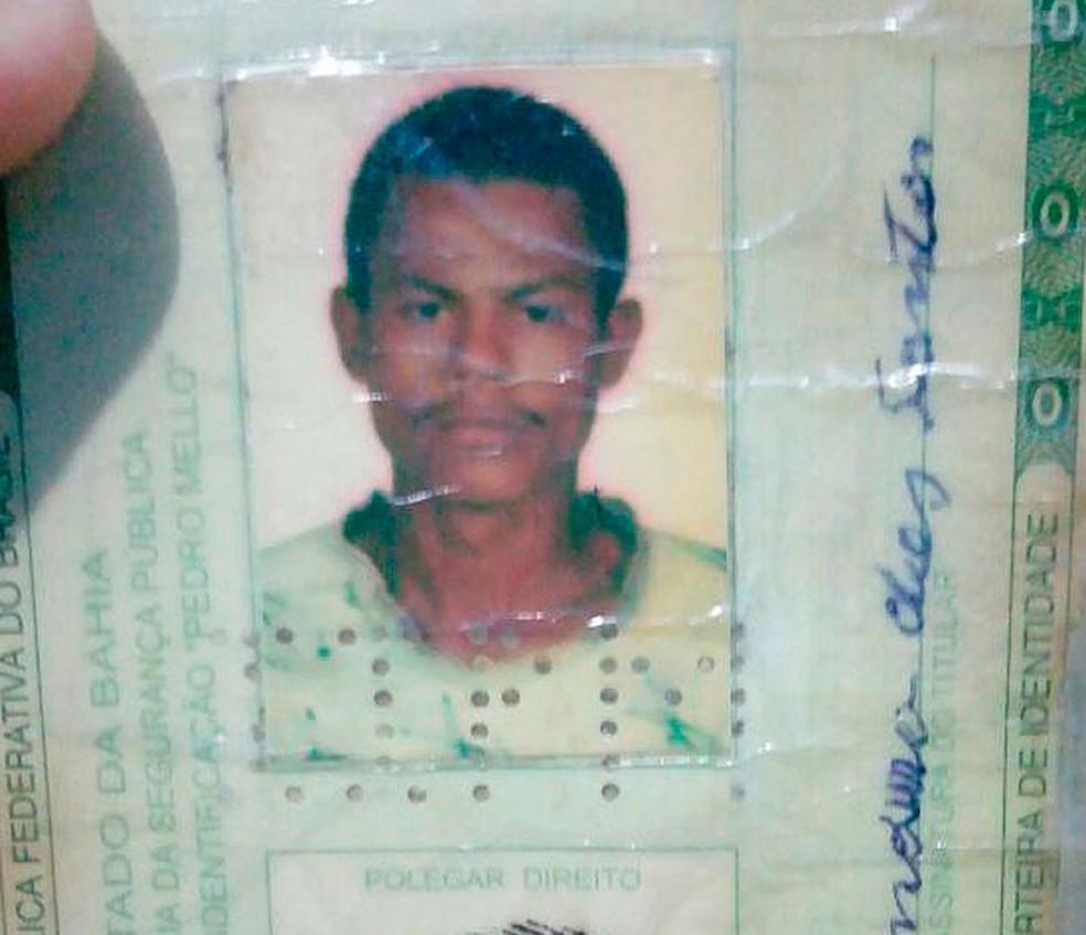 Homem é procurado pela polícia por suspeita de raptar e estuprar bebê de 4 meses na Bahia (Foto: Divulgação/Polícia Civil)