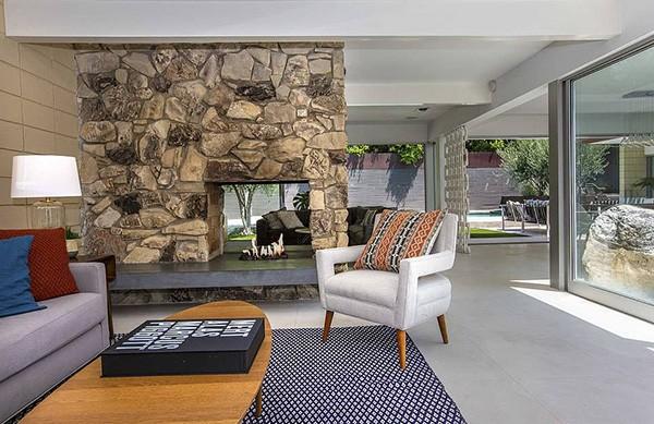 Mansão de Jamie Dornan em Hollywood Hills (Foto: Imobiliária The Agency)