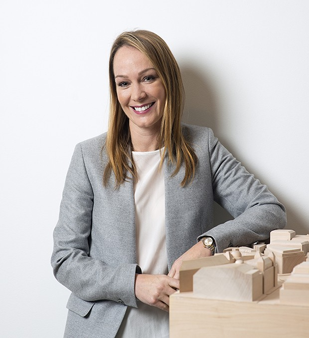 Anthea Harries Portfolio Manager - St James' for The Crown Estate  (Foto: DN&Co)